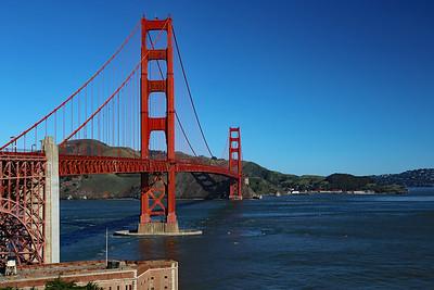 Golden Gate National Recreation Area, San Francisco, California