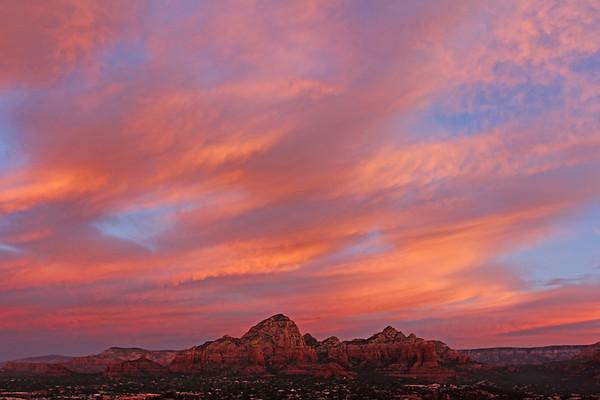 Airport Mesa Sunrise