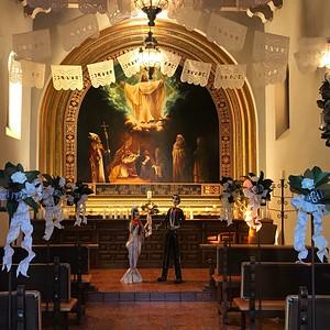 Dia de Los Muertos Chapel