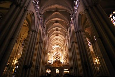 Santa Iglesia Catedral Primada de Toledo. Toledo, Spain