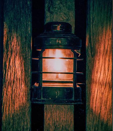 RR Lamp On The Crib