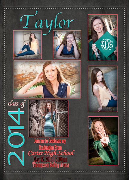 Senior Announcement