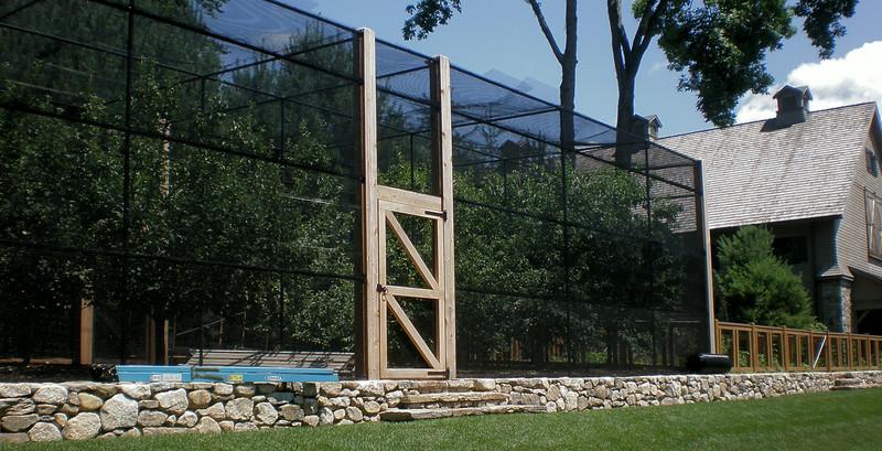393170 - 190 - Westport CT - Fruit Tree Enclosure
