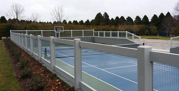294 - NY - Tennis Court Fence
