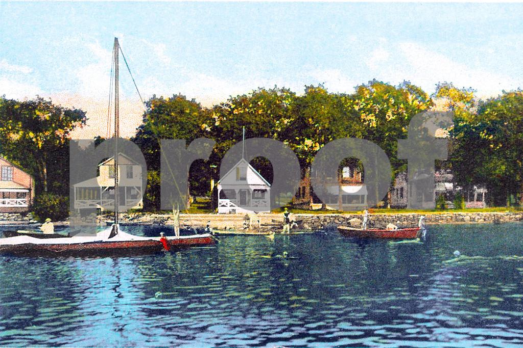 Oaks Point Cove, Orange Lake, Newburgh, NY