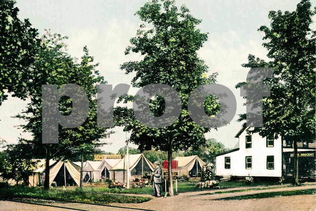 """Camp Hurrah,"" Orange Lake, Newburgh, NY"