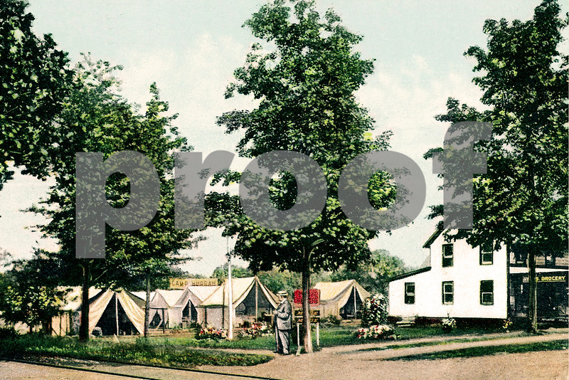 """Camp Hurrah,"" Orange Lake, Newburgh, NY"