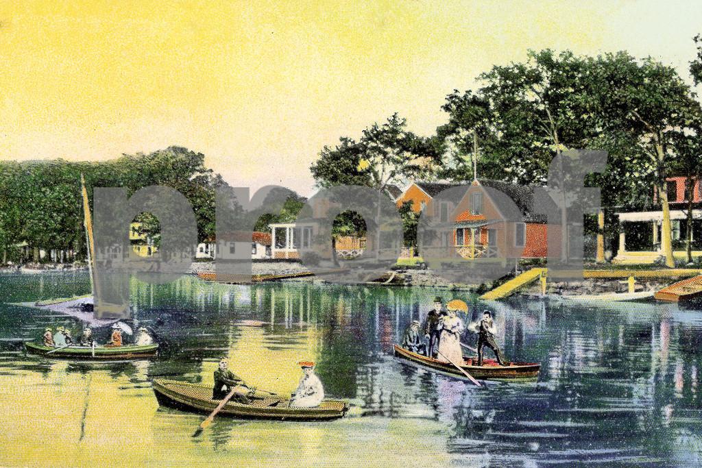 Cottage Life (Miller's Grove) Orange Lake, Newburgh, NY