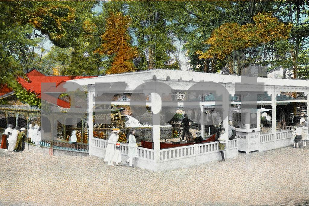 """""""Ye Olde Mill"""" Orange Lake Park, Newburgh, NY"""