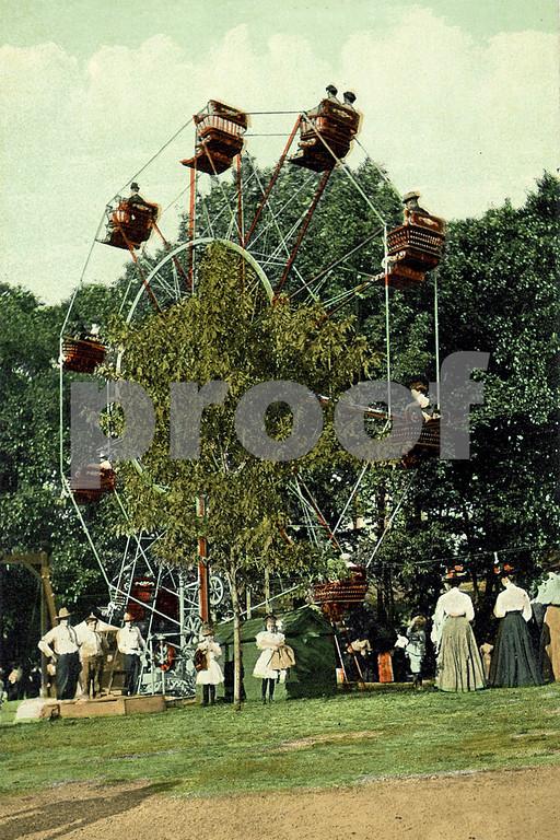 Ferris Wheel, Orange Lake, Newburgh, NY
