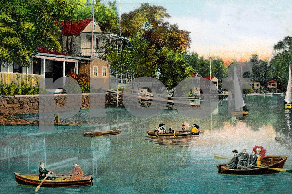 The Cove, Orange Lake, Newburgh NY