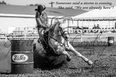 Toppenish PRCA Rodeo Slack