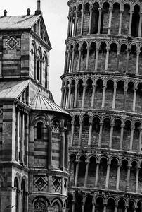 Leaning in Pisa