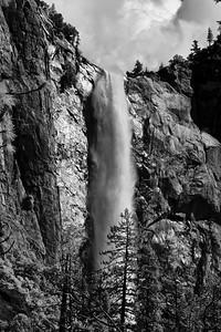 Bridalveil Falls #3, Yosemite