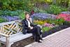 At English Gardens, 2004.