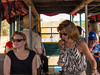 Our Gate 1 tour group and a boat excursion on the Tonie Sap or Great Lake in central Cambodia, Asia.