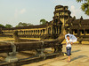 The ruins and temples at Angkor Wat near Siem Reap, Cambodia, Asia.