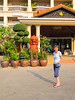 The Somadevi Angkor Hotel in Siem Reap, Cambodia, Asia.