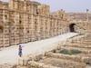Jerash archaeological park, Jordan, Middle East.