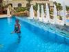 Marriott Hotel resort, Dead Sea, Jordan, Middle East.