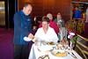 Dinner on the Holland America Cruiseship Zaandam.