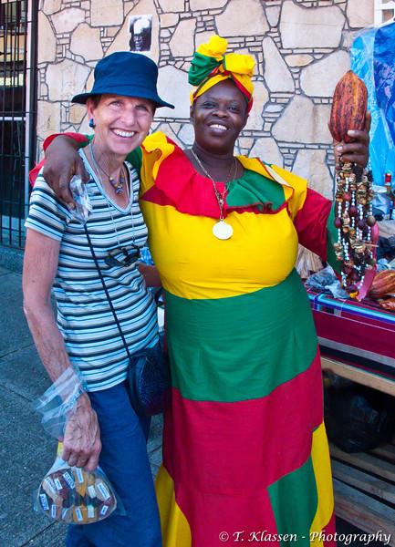 In St. George's, Grenada, 2010.