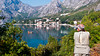 Terry photographing the Kotor lakes in Montenegro.