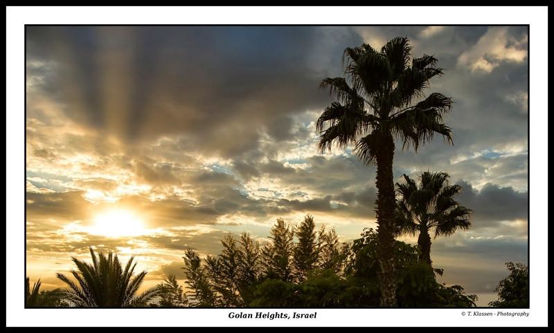 Golan Heights, Israel the Beautiful #6