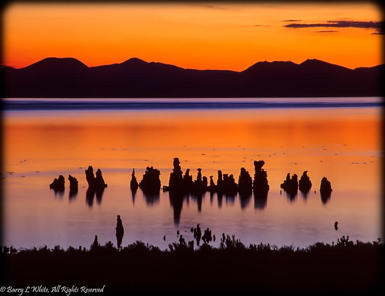 Mono Lake Sunrise (001-11)