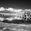 Mono Lake - Infrared