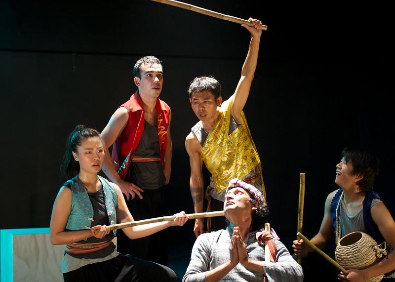 Lai Wing Sze, Maxime Sechaud, Preechayut Saechang, Faiz Zahir, Chung Chi Kit