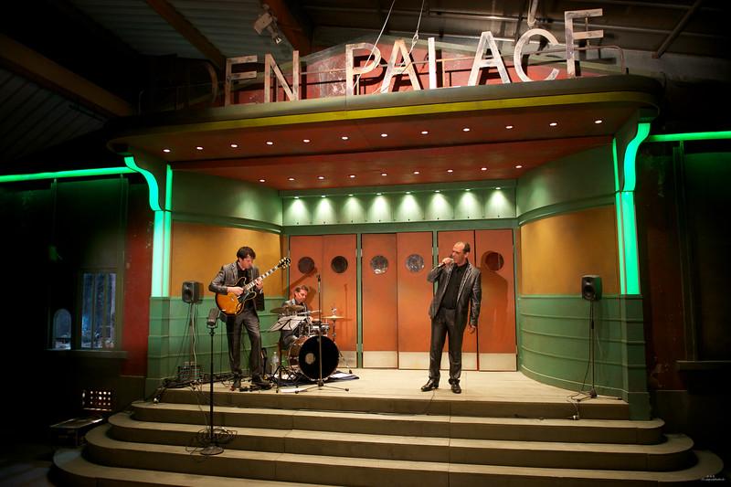 EdenPalace, Répétition 18-07