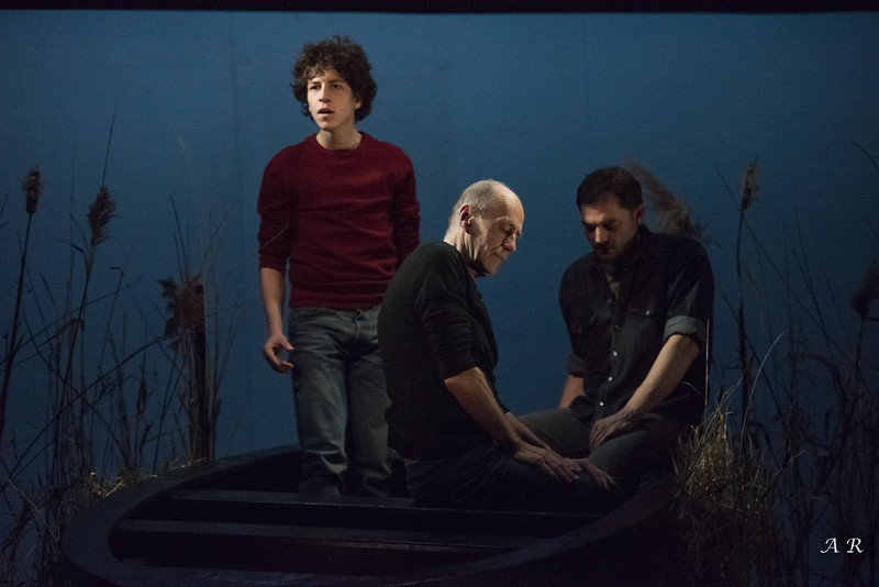 Rémi Fortin, Frédéric Leidgens, Julien Gaillard