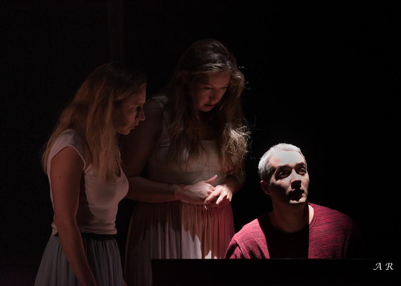 Ophélia Kolb, Agathe L'Huillier, Sylvain Dieuaide