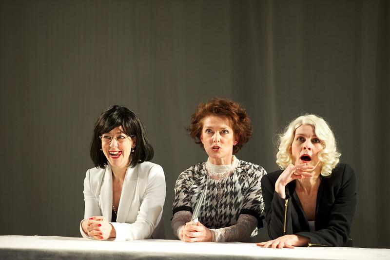 Ana Karina Lombardi, Véronique Ataly, Louise Lemoine Torrès