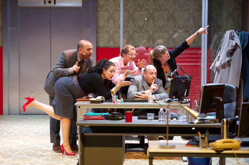 Emmanuel Jeantet, Stéphanie Barreau, Agathe Cemin, Gabriel Dermidjian, Dedeine Volk-Leonovitch