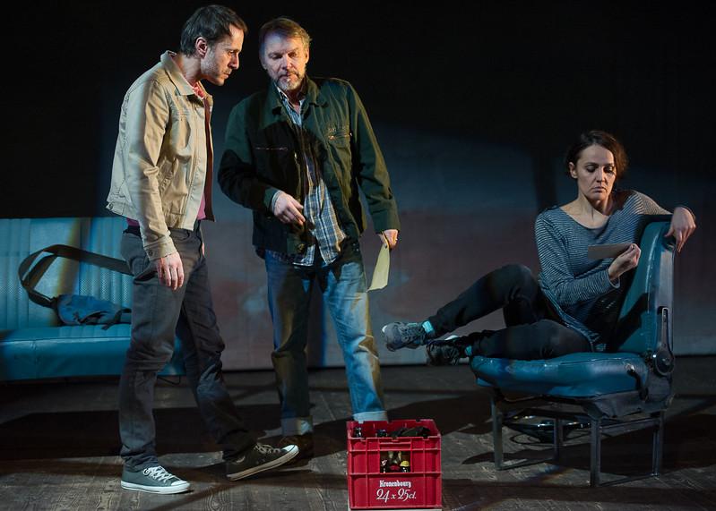 Jocelyn Lagarrigue, Luc-Antoine Diquéro, Cécile Garcia Fogel