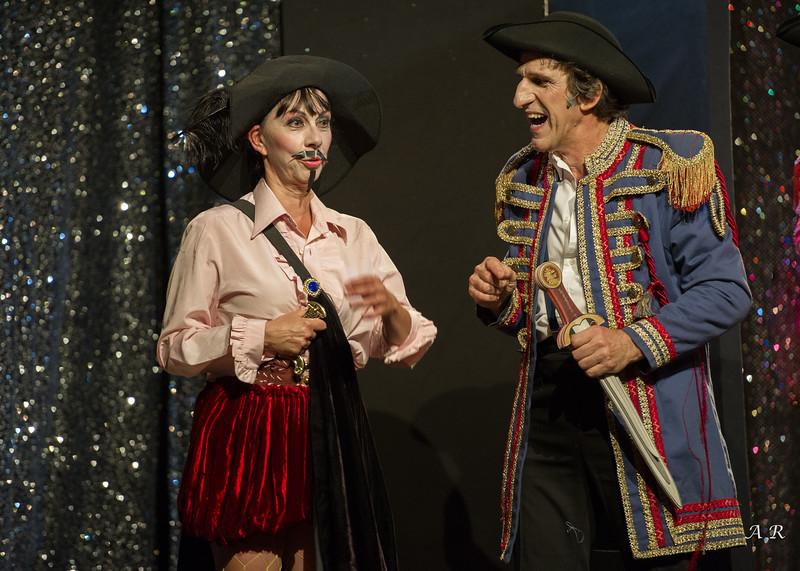 Corinne  et Gilles Benizio