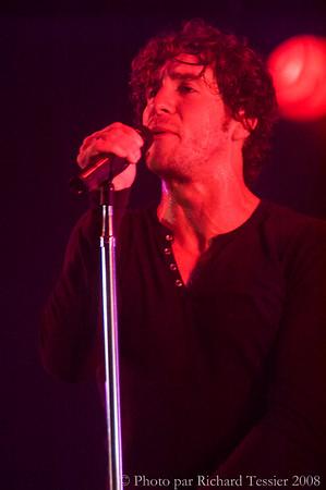 Jonas au Métropolis - 2008