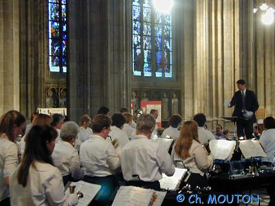 Concert clochettes cathedrale Orleans 1010023 C-Mouton