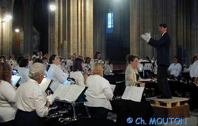 Concert clochettes cathedrale Orleans 1010030 C-Mouton