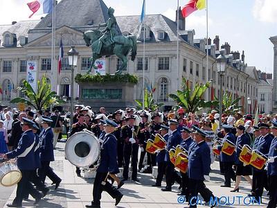 Fetes de J d'Arc 2003 Orleans 02 C-Mouton
