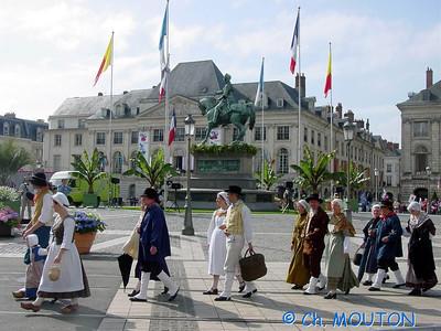 Fetes de J d'Arc 2003 Orleans 17 C-Mouton