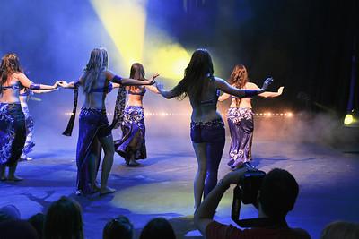 Bellydance show 2011