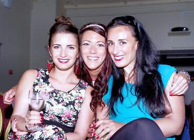 Yaël Zarca, Stéphanie Lioradanse & Feriel Rodriguez