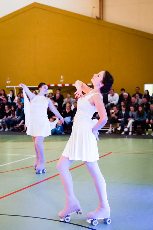 Gala du Patin Club Ploudaniel 2016 première partie