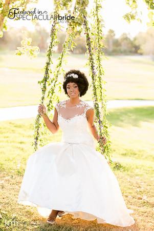 Bride on Swing 17