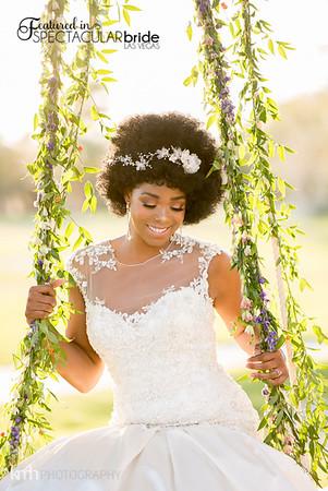 Bride on Swing 19