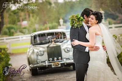 Couple with Classic Car 10