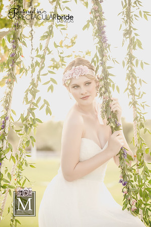Bride on Swing 22
